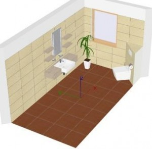 3D Planung mit dem Badplaner kostenlos erstellt