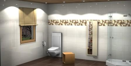 Geberith Monolith WC